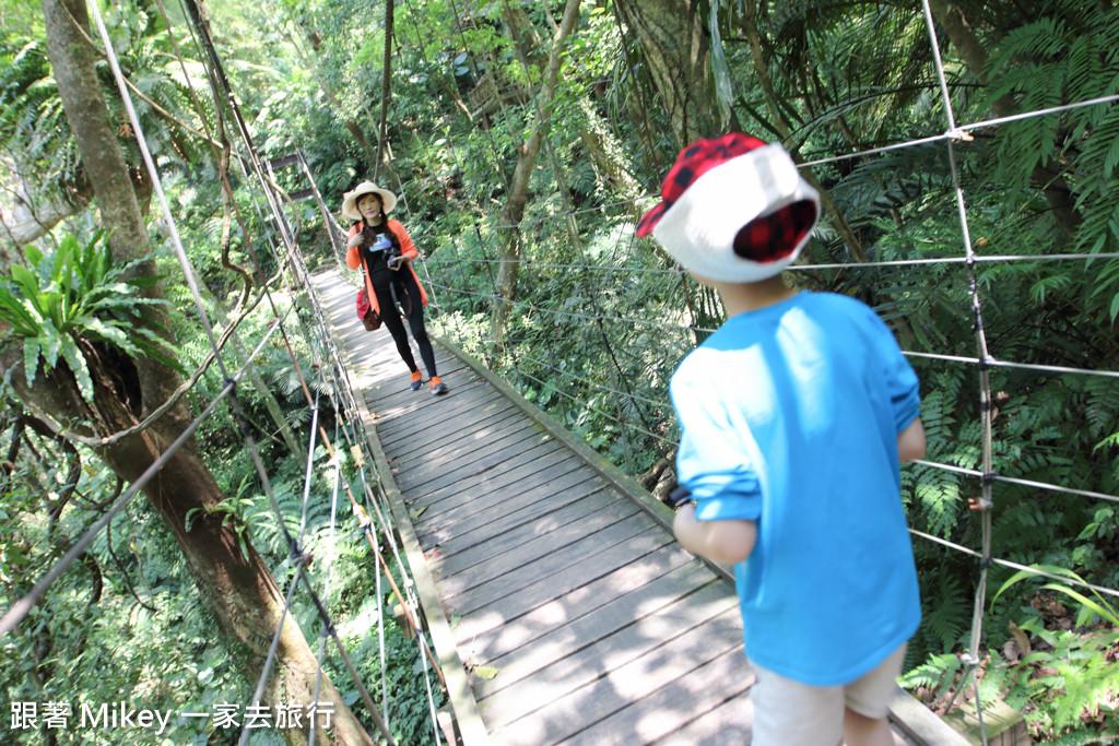 跟著 Mikey 一家去旅行 - 【 三峽 】大板根森林溫泉渡假村 - Part 1