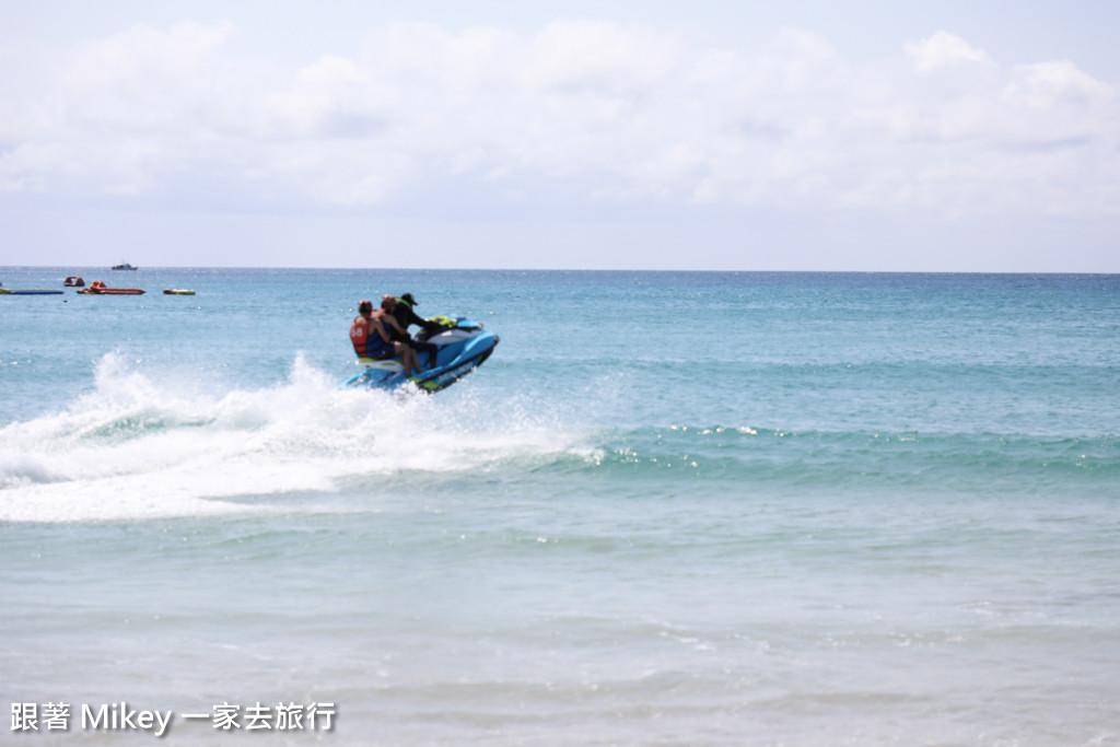 跟著 Mikey 一家去旅行 - 【 恆春 】南灣
