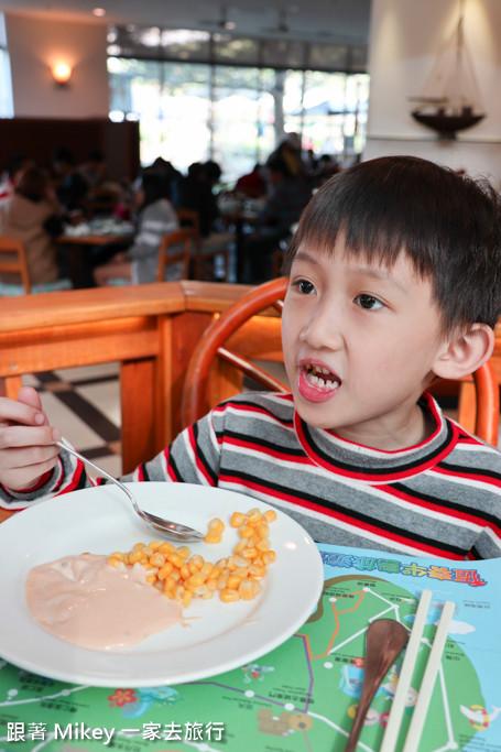 跟著 Mikey 一家去旅行 - 【 恆春 】墾丁福華渡假飯店 - 美食篇