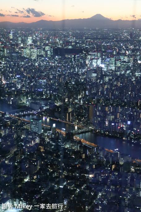 跟著 Mikey 一家去旅行 - 【 東京 】晴空塔 - Part 2
