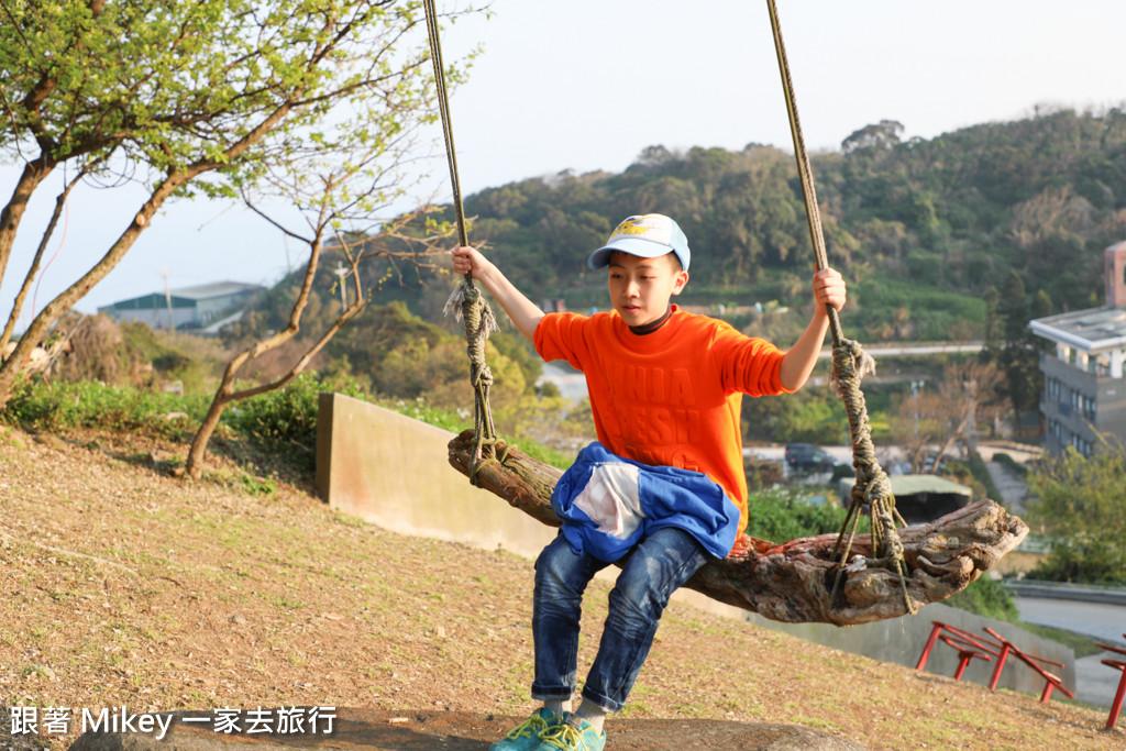 跟著 Mikey 一家去旅行 - 【 南竿 】南竿遊客中心