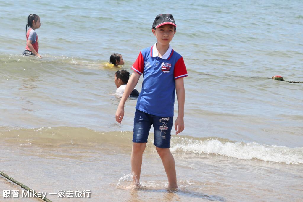 跟著 Mikey 一家去旅行 - 【 三芝 】淺水灣
