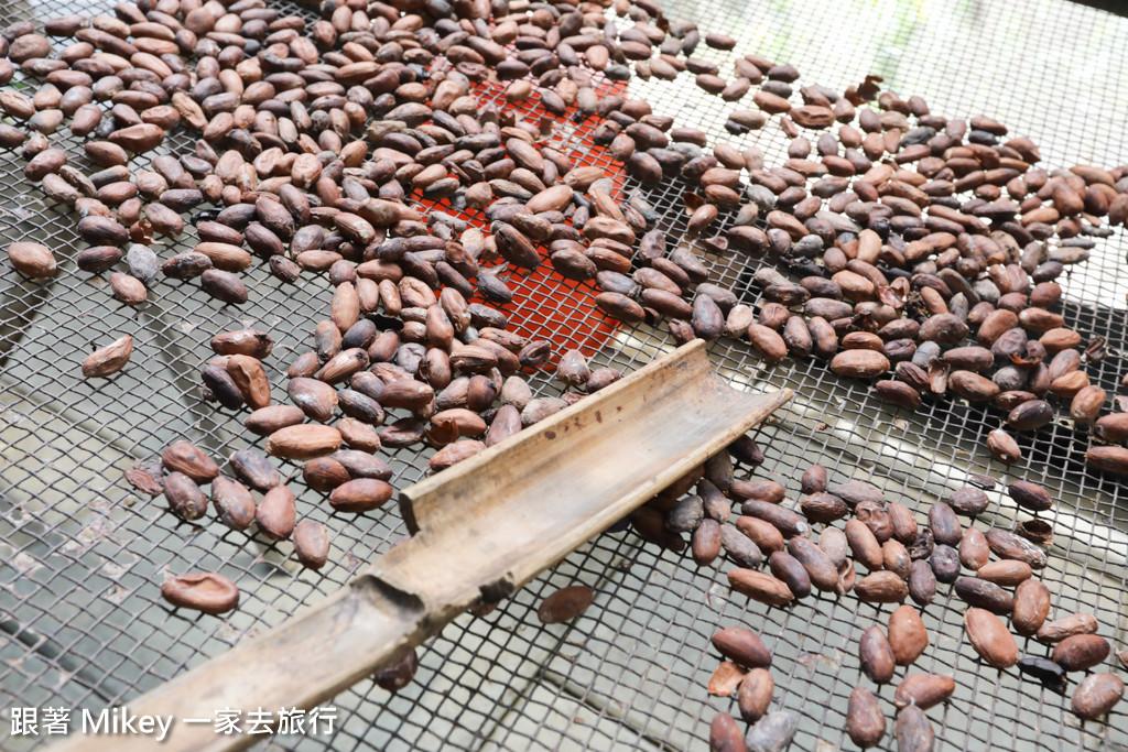 跟著 Mikey 一家去旅行 - 【 恆春 】阿信巧克力農場 - Part 2