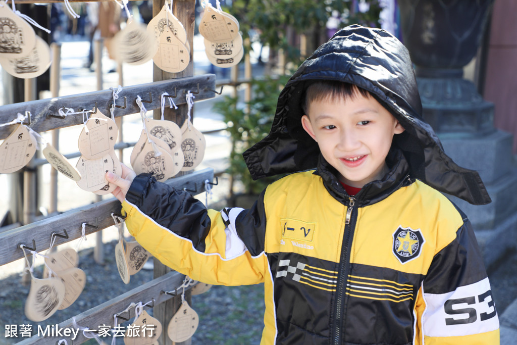 跟著 Mikey 一家去旅行 - 【 淺草 】淺草觀音寺