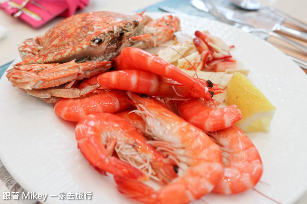跟著 Mikey 一家去旅行 - 【 天母 】漢來海港餐廳