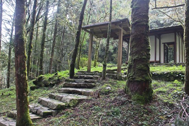 跟著 Mikey 一家去旅行 - 【 大同 】明池國家森林遊樂區 - 靜石園