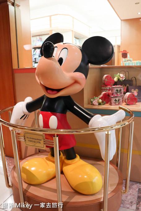 跟著 Mikey 一家去旅行 - 【 舞浜 】東京灣希爾頓飯店