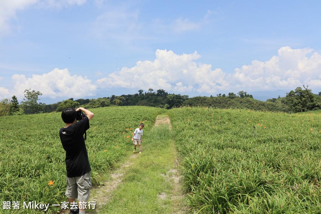 跟著 Mikey 一家去旅行 - 【 玉里 】赤柯山 - 小瑞士農場篇