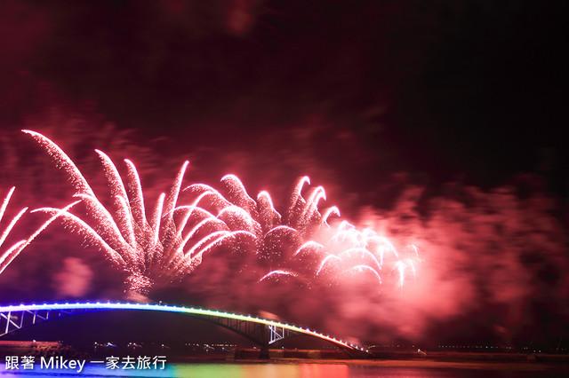 跟著 Mikey 一家去旅行 - 【 馬公 】2015 澎湖國際海上花火節