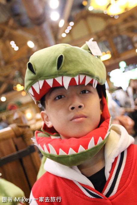 跟著 Mikey 一家去旅行 - 【 大阪 】大阪環球影城 - 侏儸紀公園篇