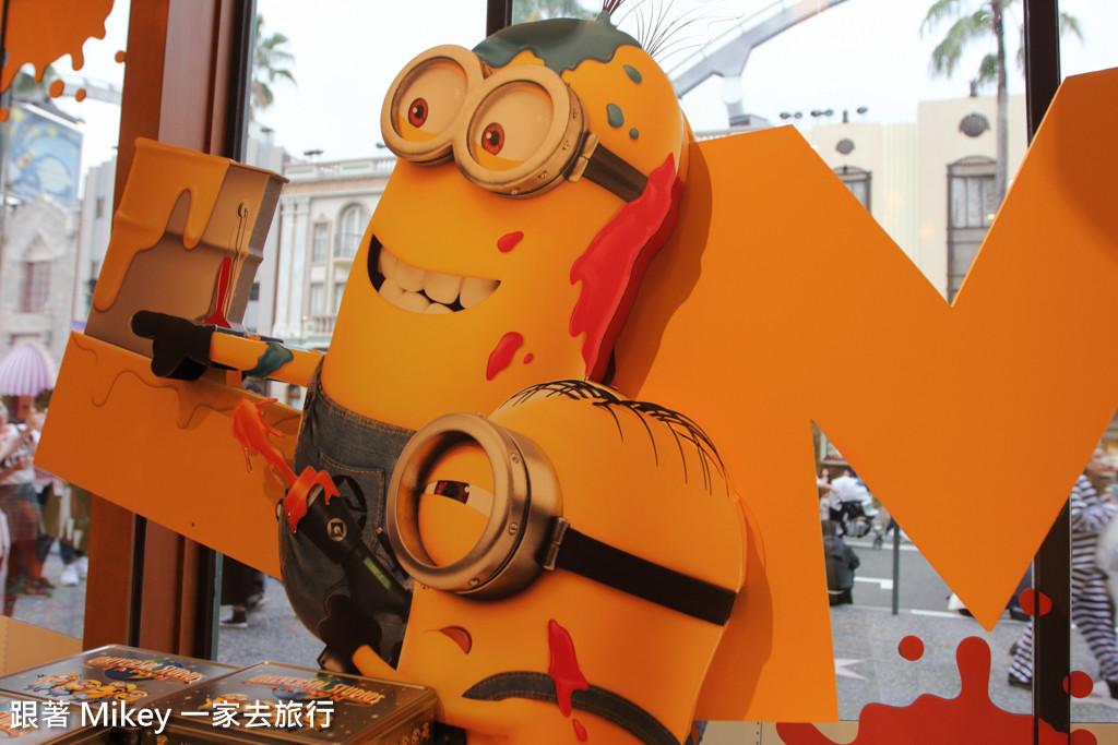 跟著 Mikey 一家去旅行 - 【 大阪 】大阪環球影城 - 園區環境篇 - Part II