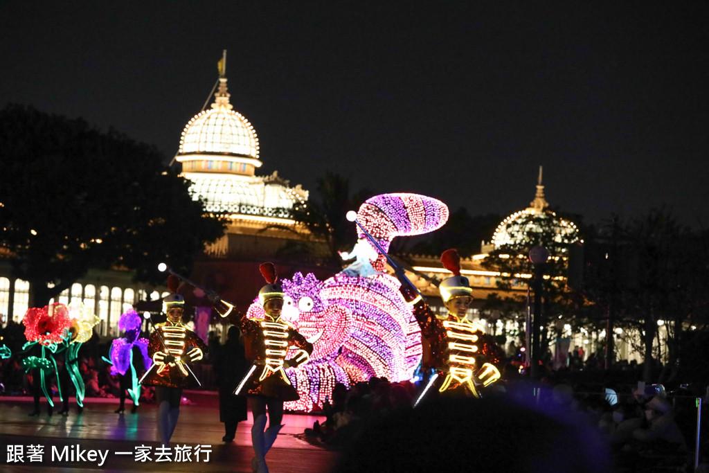 跟著 Mikey 一家去旅行 - 【 舞浜 】東京迪士尼樂園 Tokyo Disneyland - 夜晚遊行篇