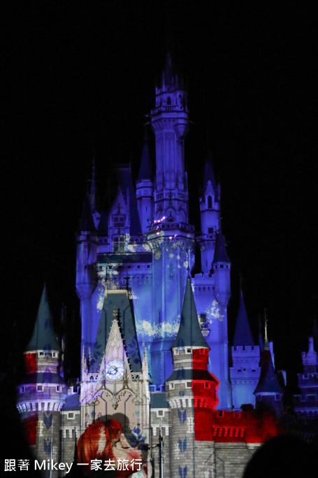 跟著 Mikey 一家去旅行 - 【 舞浜 】東京迪士尼樂園 Tokyo Disneyland - 光雕篇