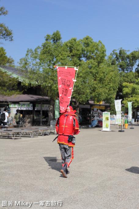 跟著 Mikey 一家去旅行 - 【 大阪 】大阪天守閣 - Part I