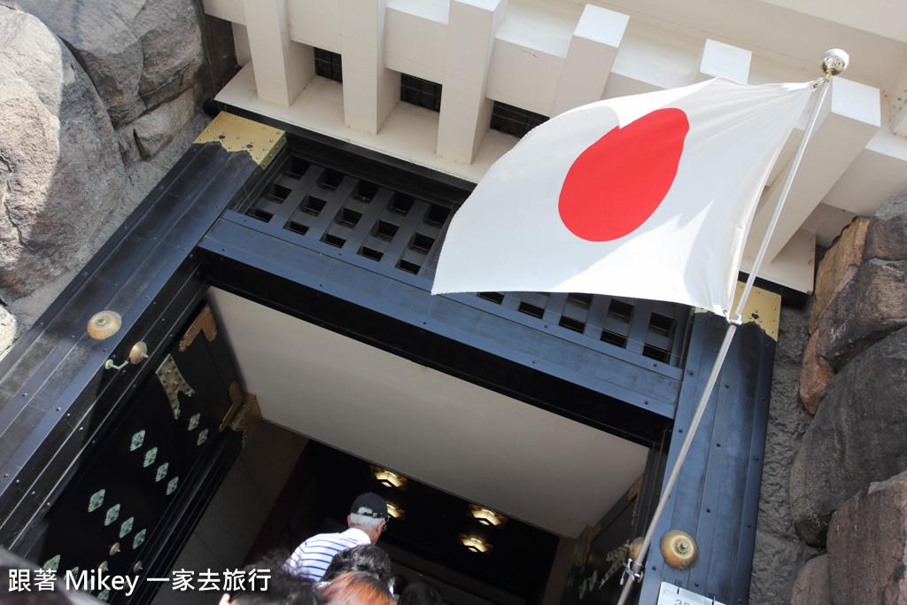 跟著 Mikey 一家去旅行 - 【 大阪 】大阪天守閣 - Part II