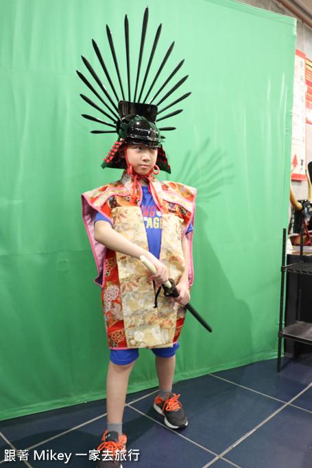 跟著 Mikey 一家去旅行 - 【 大阪 】大阪天守閣 - Part III