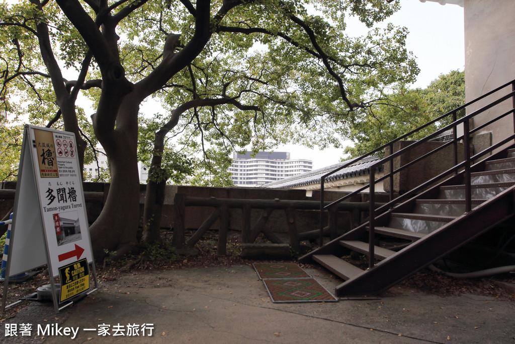 跟著 Mikey 一家去旅行 - 【 大阪 】大阪天守閣 - Part IV
