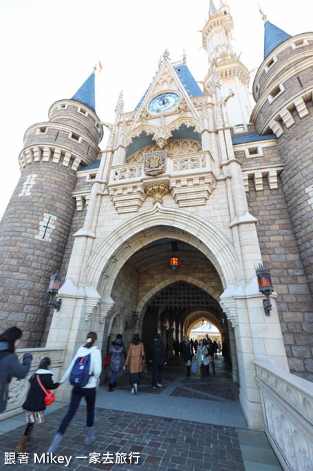跟著 Mikey 一家去旅行 - 【 舞浜 】東京迪士尼樂園 Tokyo Disneyland - 園區環境篇 - Part I