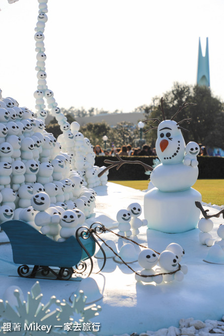 跟著 Mikey 一家去旅行 - 【 舞浜 】東京迪士尼樂園 Tokyo Disneyland - 園區環境篇 - Part II