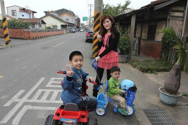 跟著 Mikey 一家去旅行 - 【 後壁 】菁寮老街