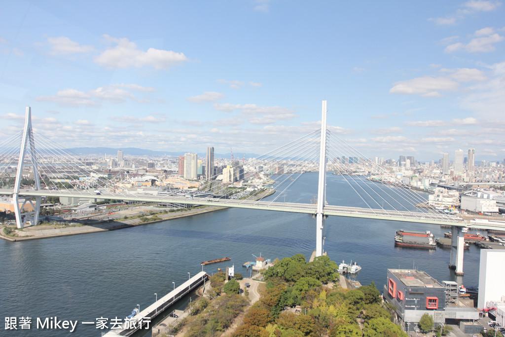 跟著 Mikey 一家去旅行 - 【 大阪 】天保山摩天輪
