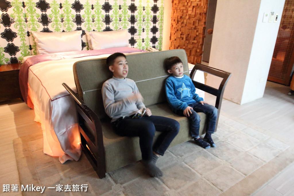 跟著 Mikey 一家去旅行 - 【 谷關 】露泉渡假溫泉館