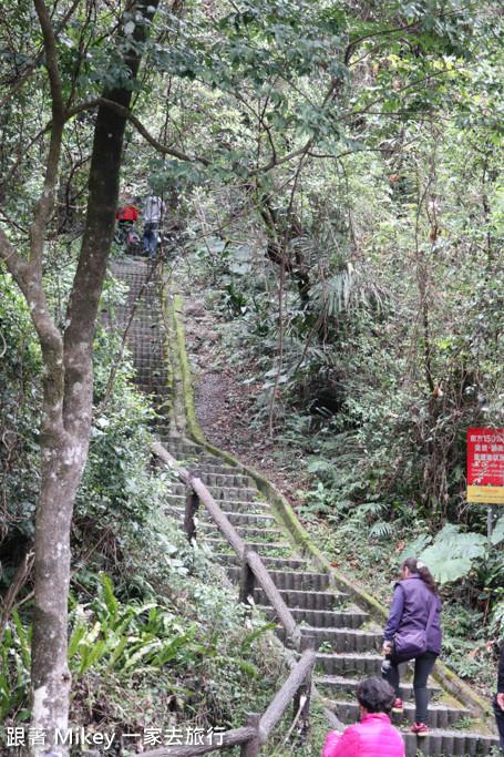 跟著 Mikey 一家去旅行 - 【 谷關 】捎來吊橋、捎來步道、遊客中心