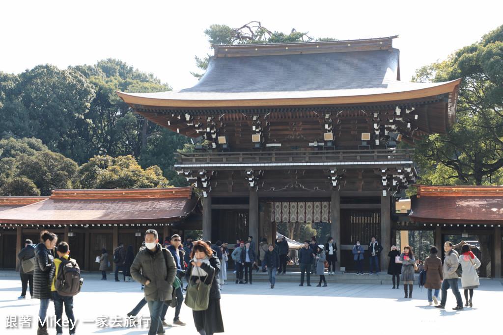 跟著 Mikey 一家去旅行 - 【 東京 】明治神宮 - Part II