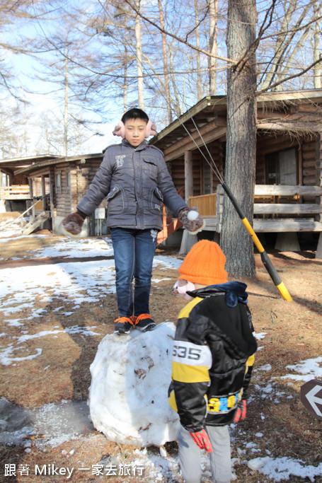 跟著 Mikey 一家去旅行 - 【 長野 】輕井澤東王子酒店 - 滑雪篇