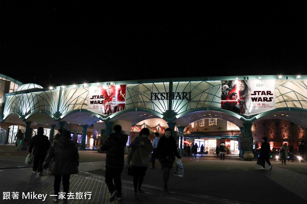跟著 Mikey 一家去旅行 - 【 舞浜 】舞浜站
