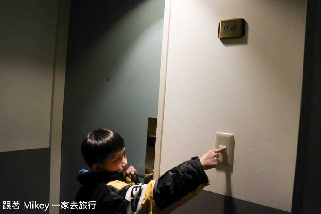 跟著 Mikey 一家去旅行 - 【 舞浜 】東京灣喜來登大酒店