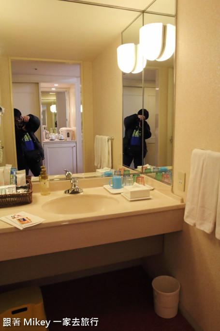 跟著 Mikey 一家去旅行 - 【 舞浜 】東京灣舞濱酒店俱樂部度假酒店 - 房間篇