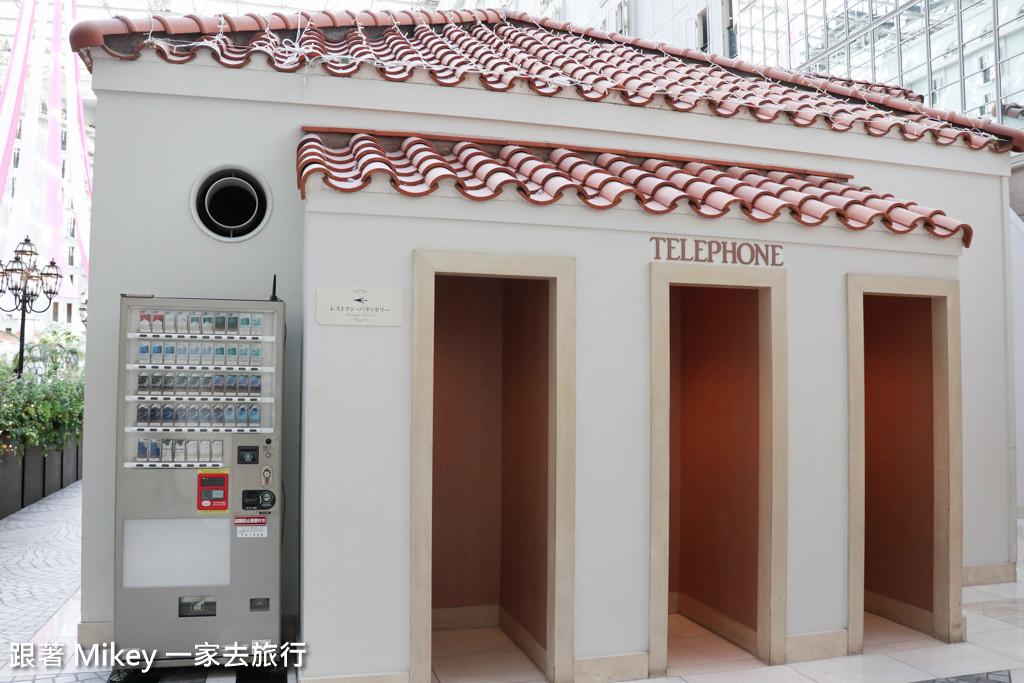 跟著 Mikey 一家去旅行 - 【 舞浜 】東京灣舞濱酒店俱樂部度假酒店 - 白天環境篇