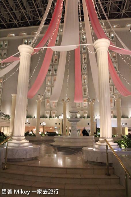 跟著 Mikey 一家去旅行 - 【 舞浜 】東京灣舞濱酒店俱樂部度假酒店 - 夜晚環境篇