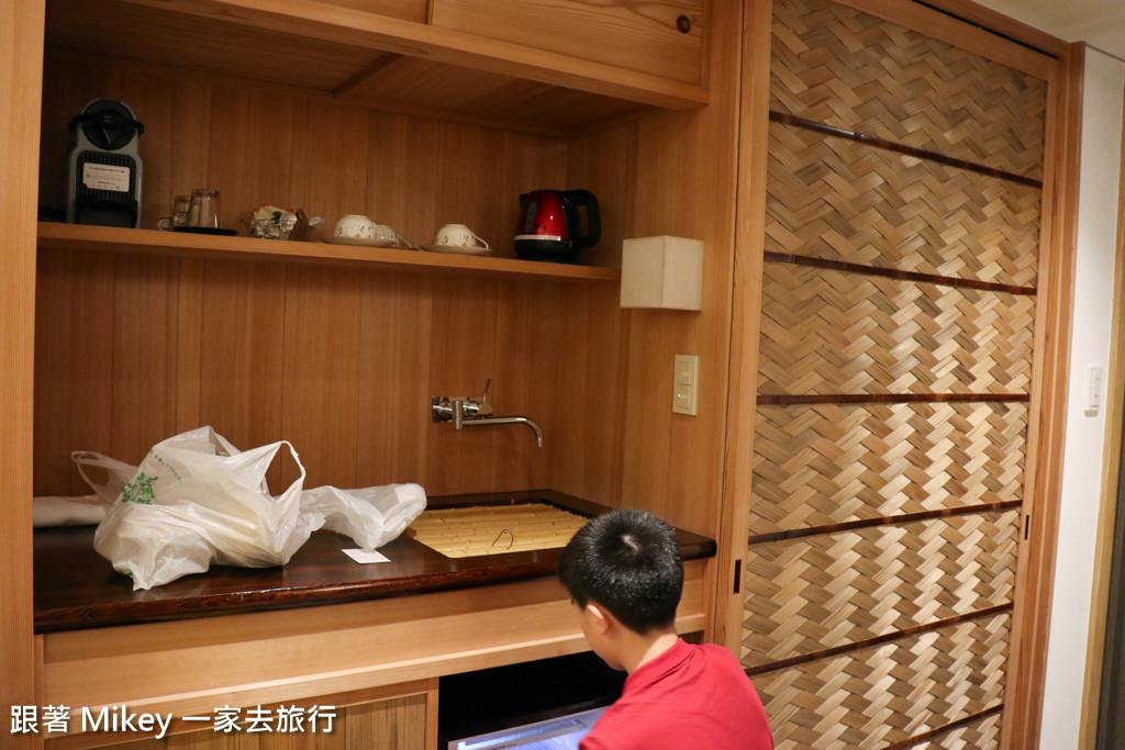 跟著 Mikey 一家去旅行 - 【 京都 】哈納 - 圖羅祗園酒店