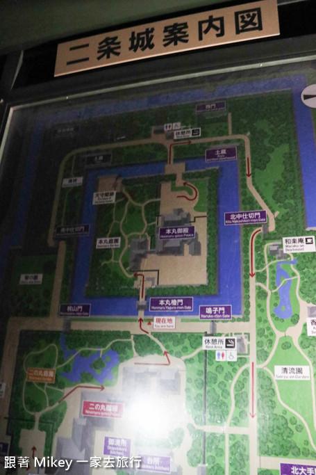 跟著 Mikey 一家去旅行 - 【 京都 】二條城 - 夜櫻 - Part 2