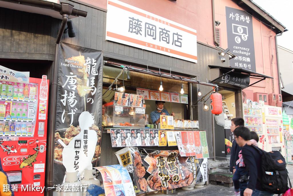 跟著 Mikey 一家去旅行 - 【 京都 】清水寺 - 商店街