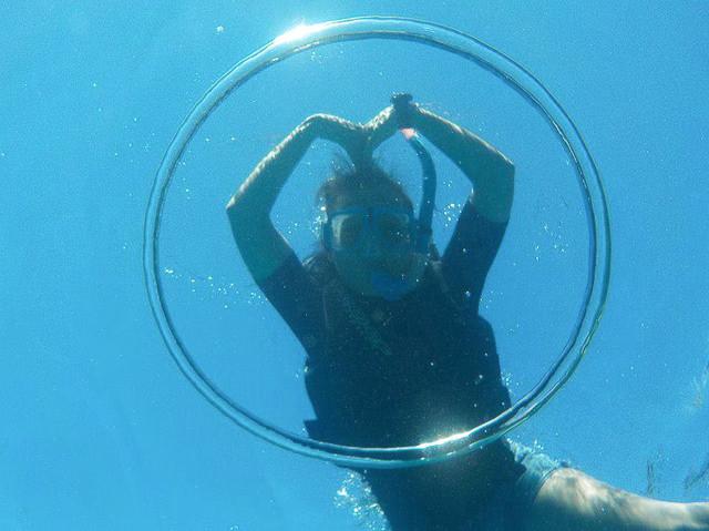 跟著 Mikey 一家去旅行 - 【 七美 】愛在七美 - 浮潛篇