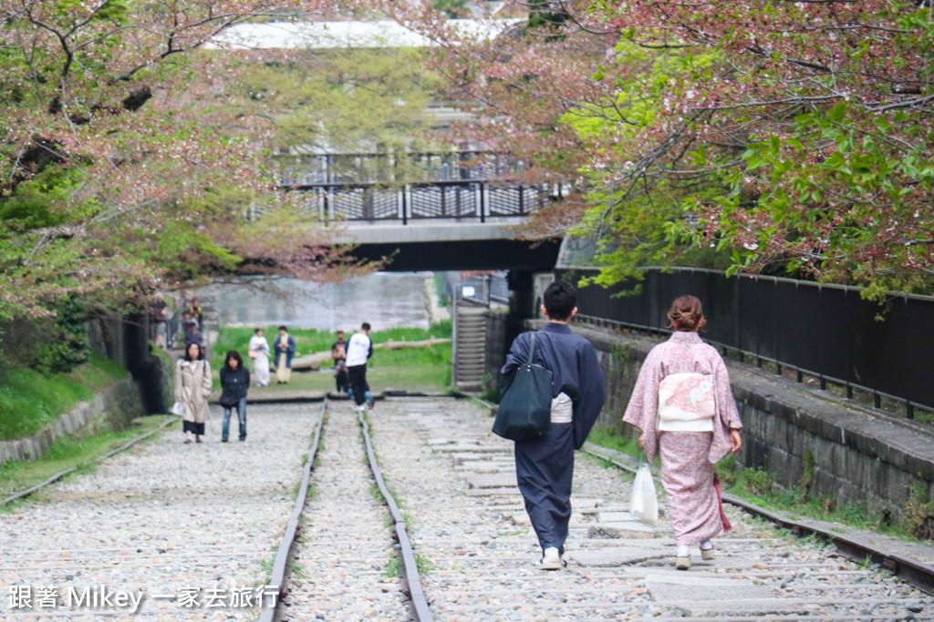 跟著 Mikey 一家去旅行 - 【 京都 】蹴上傾斜鐵道