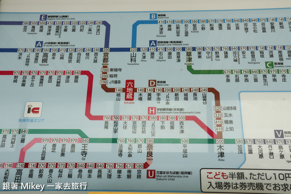 跟著 Mikey 一家去旅行 - 【 京都 】平等院 - Part 1