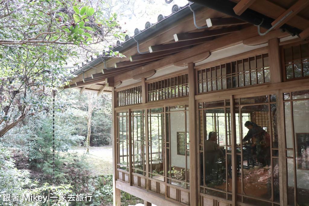 跟著 Mikey 一家去旅行 - 【 京都 】醍醐寺 - 雨月茶屋