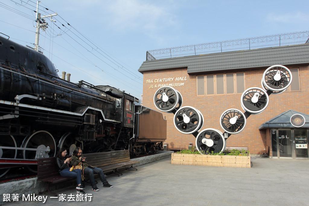 跟著 Mikey 一家去旅行 - 【 京都 】嵯峨野嵐山小火車 - Part I