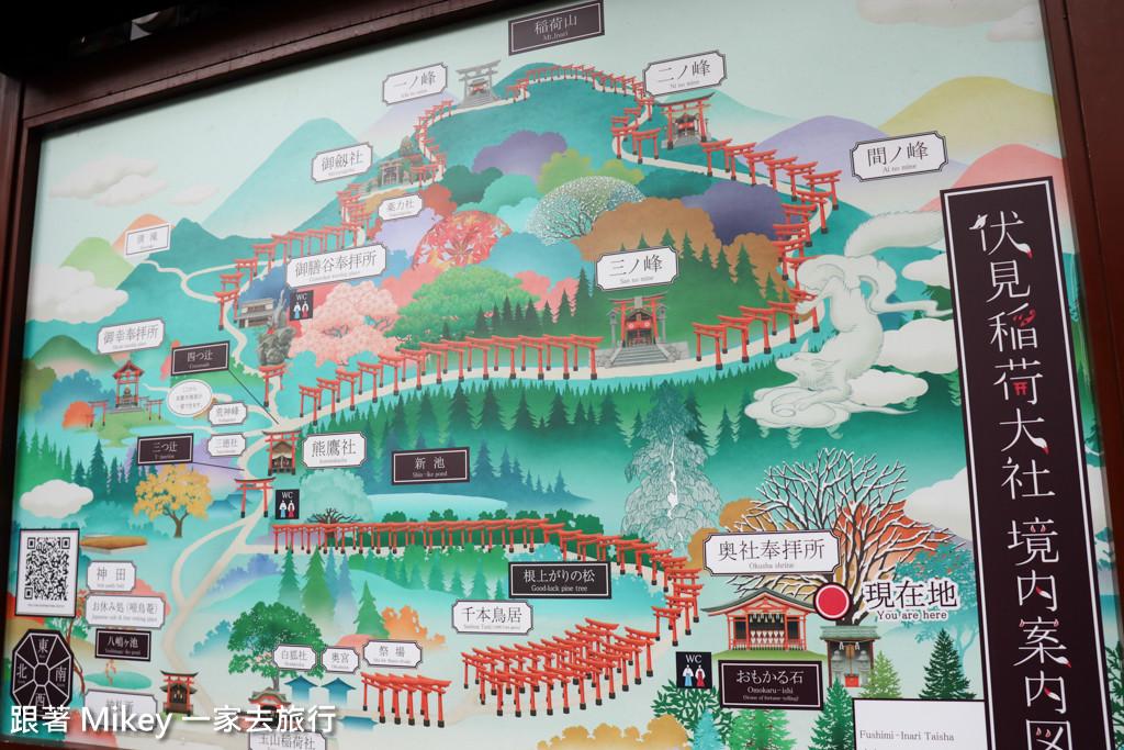 跟著 Mikey 一家去旅行 - 【 京都 】伏見稻荷大社 - Part II