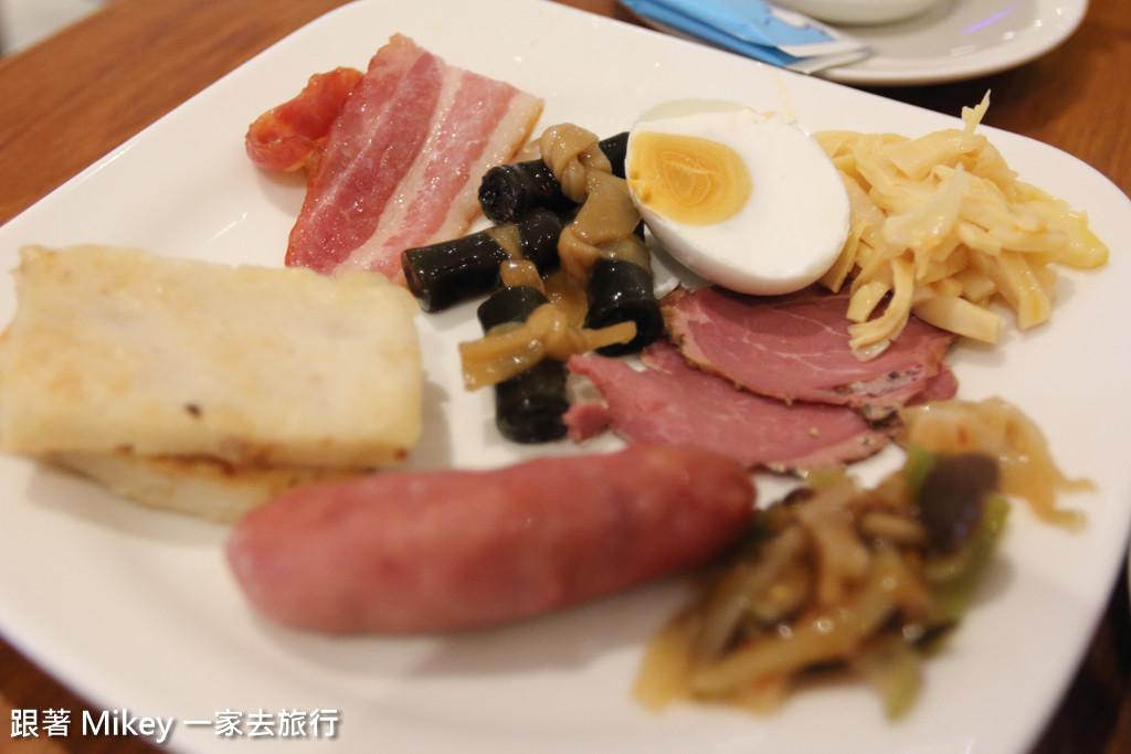 跟著 Mikey 一家去旅行 - 【 馬公 】澎湖福朋喜來登酒店  - 早餐篇