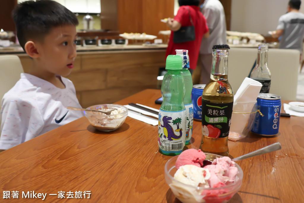 跟著 Mikey 一家去旅行 - 【 馬公 】澎湖福朋喜來登酒店 - 晚餐篇