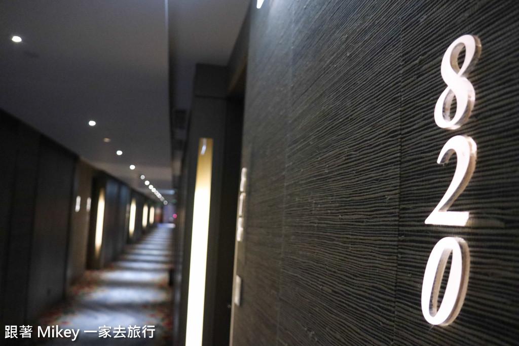 跟著 Mikey 一家去旅行 - 【 馬公 】澎湖福朋喜來登酒店 - 環境 & 房間篇