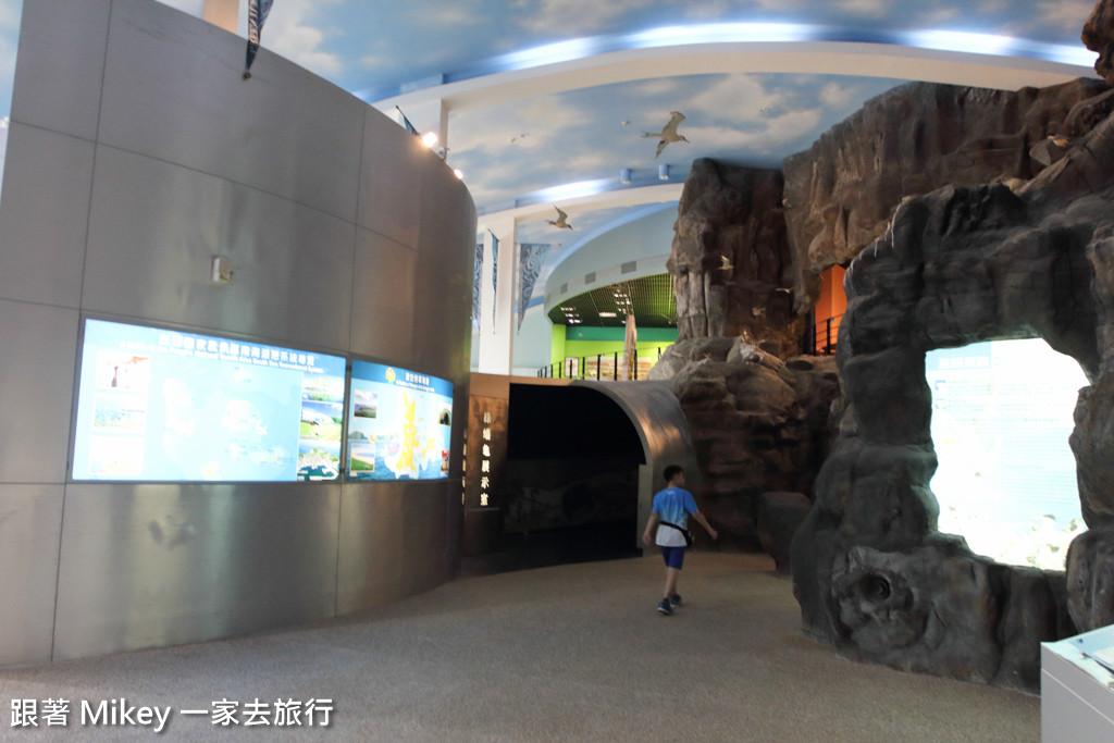 跟著 Mikey 一家去旅行 - 【 望安 】望安綠蠵龜觀光保育中心 - Part 1