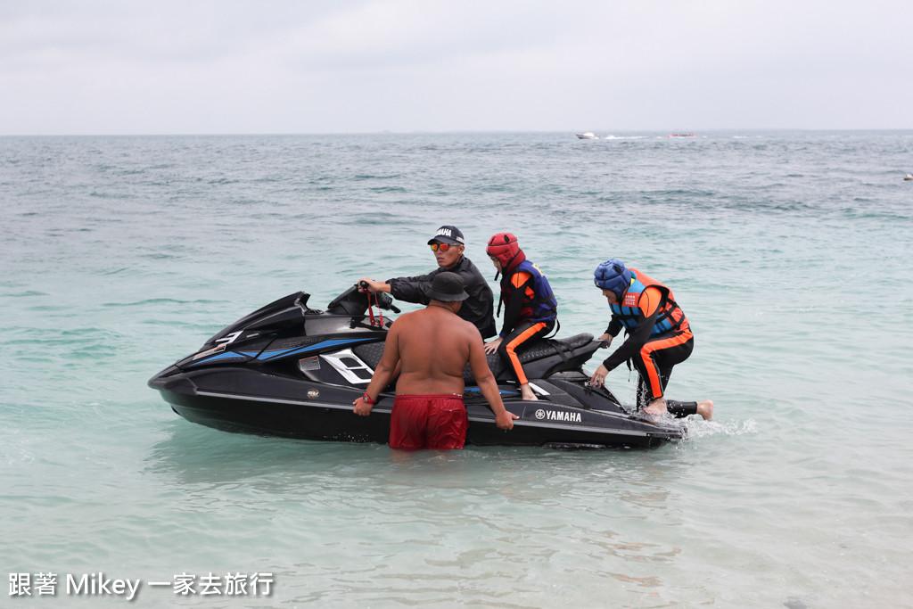 跟著 Mikey 一家去旅行 - 【 馬公 】東海生態 - 鉅航育樂 - Part 1