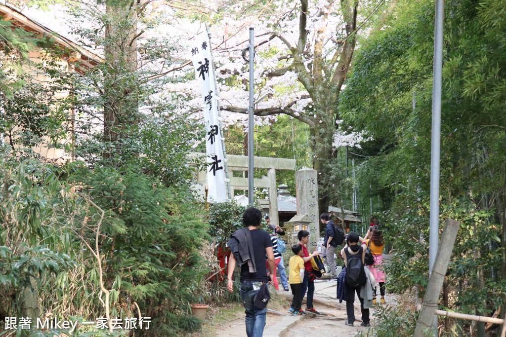 跟著 Mikey 一家去旅行 - 【 京都 】伏見稻荷大社 - Part III