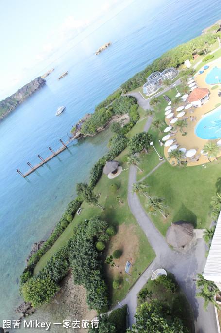 跟著 Mikey 一家去旅行 - 【 沖繩 】ANA 萬座海濱洲際酒店 - 環境篇